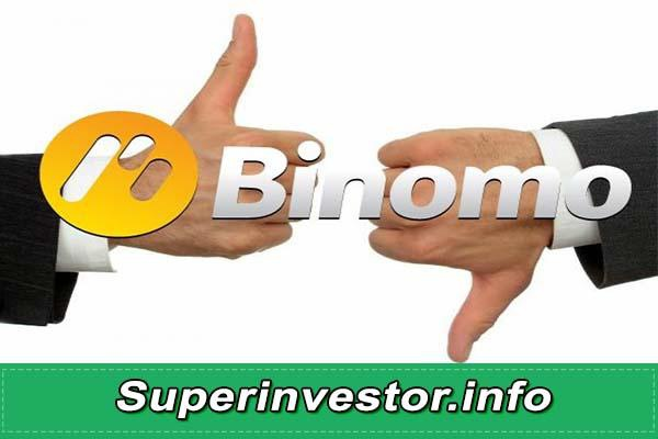 Binomo брокер